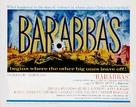 Barabbas - Movie Poster (xs thumbnail)