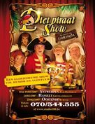 """Piet Piraat"" - Belgian Movie Poster (xs thumbnail)"
