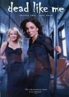 """Dead Like Me"" - DVD movie cover (xs thumbnail)"