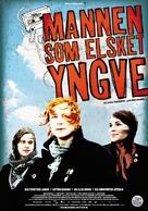 Mannen som elsket Yngve - Norwegian Movie Poster (xs thumbnail)