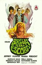 A Witch Without a Broom - Spanish Movie Poster (xs thumbnail)