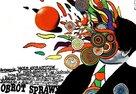 Povorot - Polish Movie Poster (xs thumbnail)