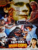 Critters - Pakistani Movie Poster (xs thumbnail)