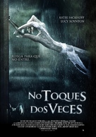 Don't Knock Twice - Colombian Movie Poster (xs thumbnail)