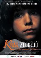 König der Diebe - Czech poster (xs thumbnail)