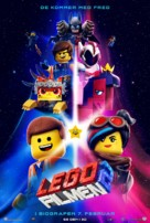 The Lego Movie 2: The Second Part - Danish Movie Poster (xs thumbnail)