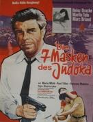 Casse-tête chinois pour le judoka - German Movie Poster (xs thumbnail)