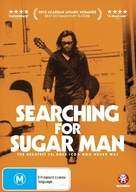 Searching for Sugar Man - Australian DVD movie cover (xs thumbnail)