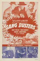 Gang Busters - Movie Poster (xs thumbnail)