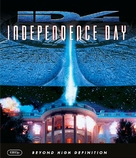 Independence Day - Blu-Ray movie cover (xs thumbnail)