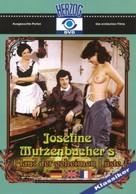 Das Haus der geheimen Lüste - German DVD cover (xs thumbnail)