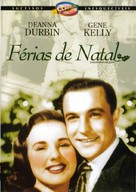 Christmas Holiday - Brazilian DVD cover (xs thumbnail)