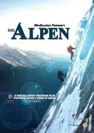The Alps - German Movie Poster (xs thumbnail)