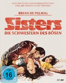 Sisters - German Blu-Ray movie cover (xs thumbnail)