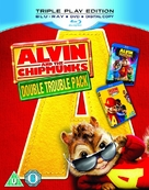 Alvin and the Chipmunks: The Squeakquel - British Movie Cover (xs thumbnail)