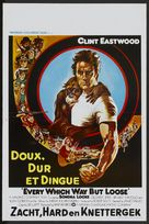 Every Which Way But Loose - Belgian Movie Poster (xs thumbnail)