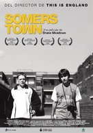 Somers Town - Spanish Movie Poster (xs thumbnail)