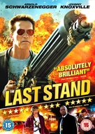 The Last Stand - British DVD cover (xs thumbnail)