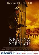 Open Range - Czech Movie Poster (xs thumbnail)