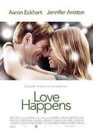 Love Happens - Spanish Movie Poster (xs thumbnail)
