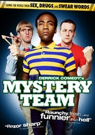 Mystery Team - DVD cover (xs thumbnail)