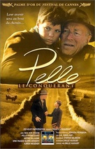 Pelle erobreren - French Movie Cover (xs thumbnail)