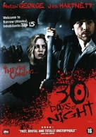 30 Days of Night - Dutch Movie Cover (xs thumbnail)
