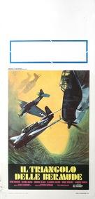 The Bermuda Triangle - Italian Movie Poster (xs thumbnail)