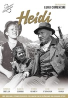 Heidi - Swiss DVD cover (xs thumbnail)