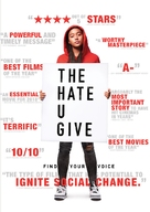 The Hate U Give - Movie Cover (xs thumbnail)