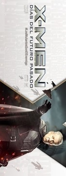X-Men: Days of Future Past - Argentinian Movie Poster (xs thumbnail)