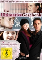 The Ultimate Gift - German Movie Cover (xs thumbnail)