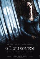 The Wolfman - Brazilian Movie Poster (xs thumbnail)