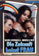 Il futuro è donna - German Movie Poster (xs thumbnail)