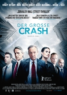 Margin Call - German Movie Poster (xs thumbnail)