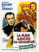 The Left Hand of God - French Movie Poster (xs thumbnail)