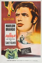 The Wild One - Argentinian Movie Poster (xs thumbnail)