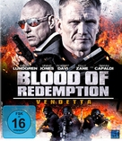 Blood of Redemption - German Blu-Ray movie cover (xs thumbnail)