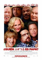 Father Figures - Mexican Movie Poster (xs thumbnail)
