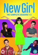 """New Girl"" - British DVD cover (xs thumbnail)"
