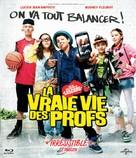 La vraie vie des profs - French Blu-Ray cover (xs thumbnail)