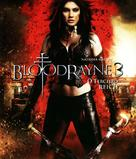 Bloodrayne: The Third Reich - Brazilian Movie Cover (xs thumbnail)