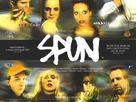 Spun - British Movie Poster (xs thumbnail)