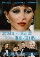Le charme discret de la bourgeoisie - German Movie Poster (xs thumbnail)