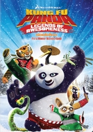 """""""Kung Fu Panda: Legends of Awesomeness"""" - DVD movie cover (xs thumbnail)"""