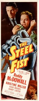 The Steel Fist - Movie Poster (xs thumbnail)