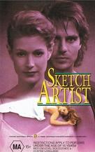 Sketch Artist - Australian VHS cover (xs thumbnail)