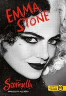 Cruella - Hungarian Movie Poster (xs thumbnail)