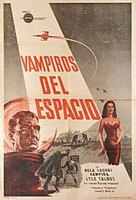 Plan 9 from Outer Space - Argentinian Movie Poster (xs thumbnail)