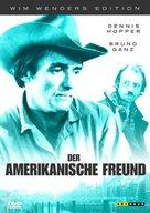 Der amerikanische Freund - German Movie Cover (xs thumbnail)